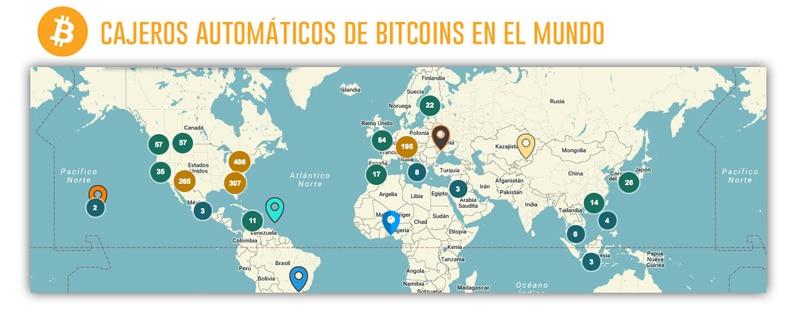 De qué país proviene el Bitcoin