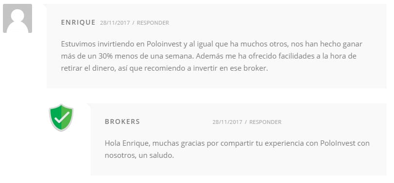 opiniones poloinvest