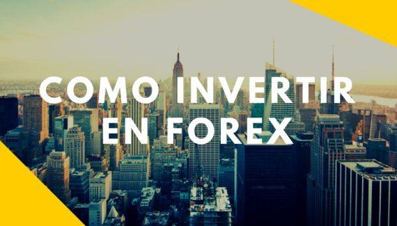 Como invertir en forex desde colombia